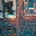 Integrating geographic and space data in urban CBRN models