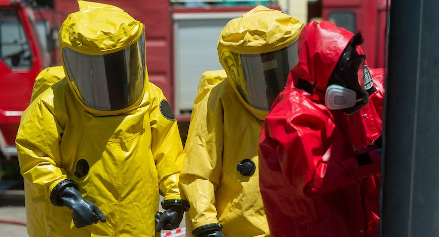 CBRN incidents and the tools to combat them [infographic]