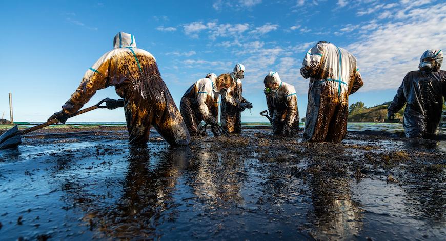 The emergence of oil spill modelling for effective response