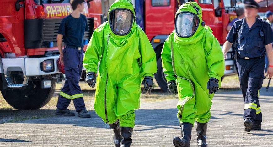 A quick guide to CBRN threats, response, and solutions